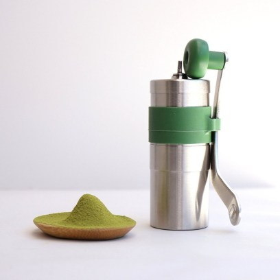 Moulin à thé matcha premium - Porlex® Tea Grinder 2
