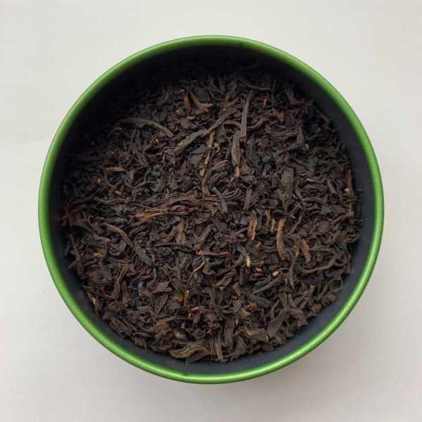 Thé noir japonais bio