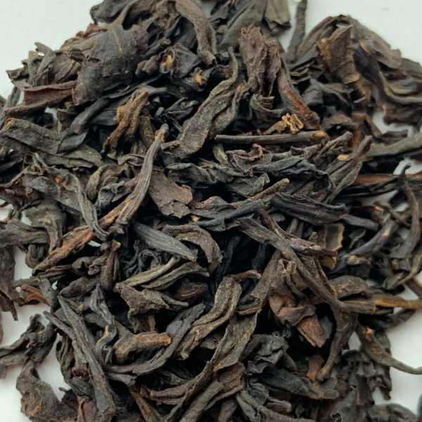Thé noir japonais en vrac
