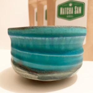 Bol à matcha en céramique – Chawan traditionnel (Japon)
