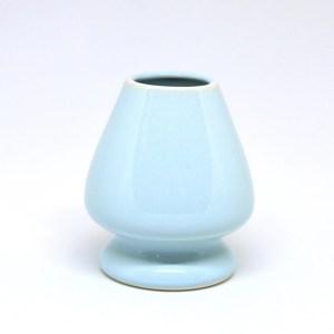 Support en porcelaine pour fouet à matcha - Naoshi (Japon)