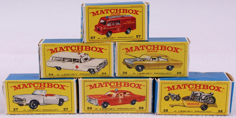 Miniatures-boxes