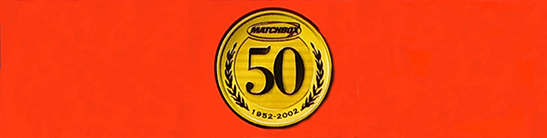 Matchbox 2002