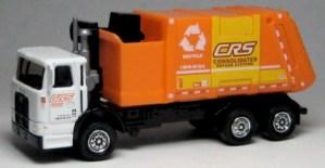 RW002-02 : Autocar ACX Garbage Truck