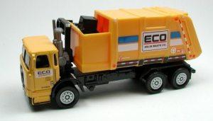 RW002-04 : Autocar ACX Garbage Truck