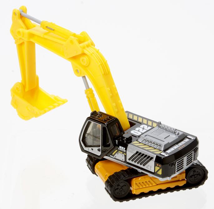 RW028-03 : MBX Excavator