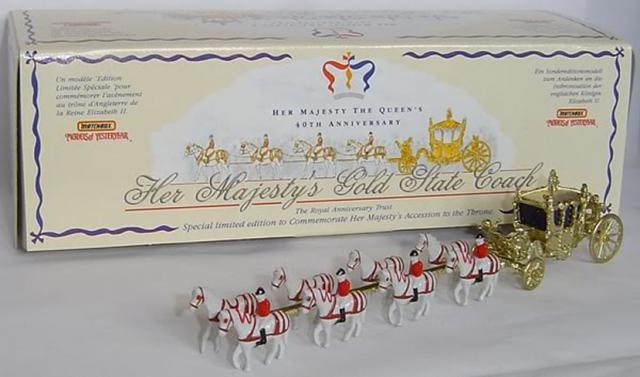 Y66-1 : 1762 Gold State Coach