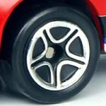 5 Spoke Concave Star - Chrome