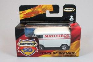 Matchbox Stars of Germany 2002
