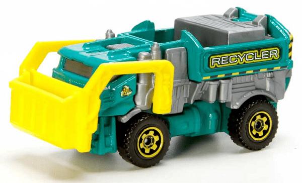 MB904-01 : Garbage Gulper