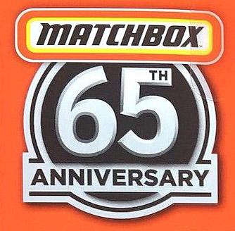 Matchbox 65th Anniversary