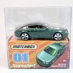 Matchbox Superfast 2008