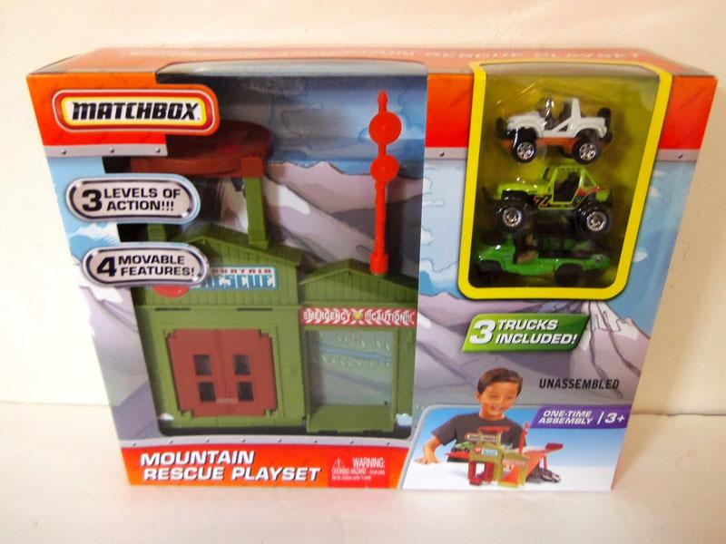 2011 Playset : Mountain Rescue