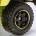 6 Spoke RInged Gear - Black-Gold
