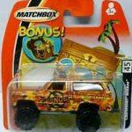 Matchbox 2005 Short Card