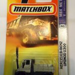 Matchbox 2007 Long Card