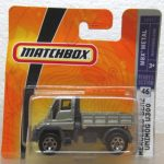 Matchbox 2007 Short Card