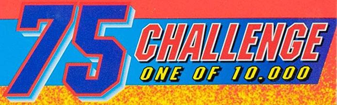 Matchbox 75 Challenge