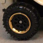 8 Spoke - Black-Gold