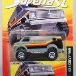 Matchbox MB102-44 : 4x4 Chevy Van