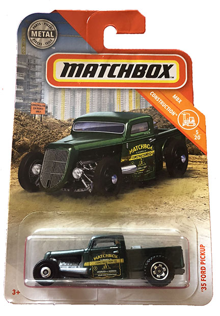 MB1174-01 : 35 Ford Pickup
