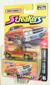 Matchbox MB328-24 : 1970 Chevrolet El Camino