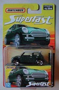 Matchbox MB579-14 : Mini Cooper S