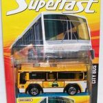Matchbox Superfast 2006 Packaging