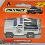 Matchbox 1998 Box