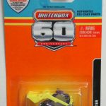 Matchbox 60th Anniversary Card - USA only