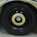 Matchbox Disc - Gold-Black Rim