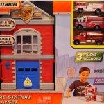 Matchbox 2011 Fire Station Playset