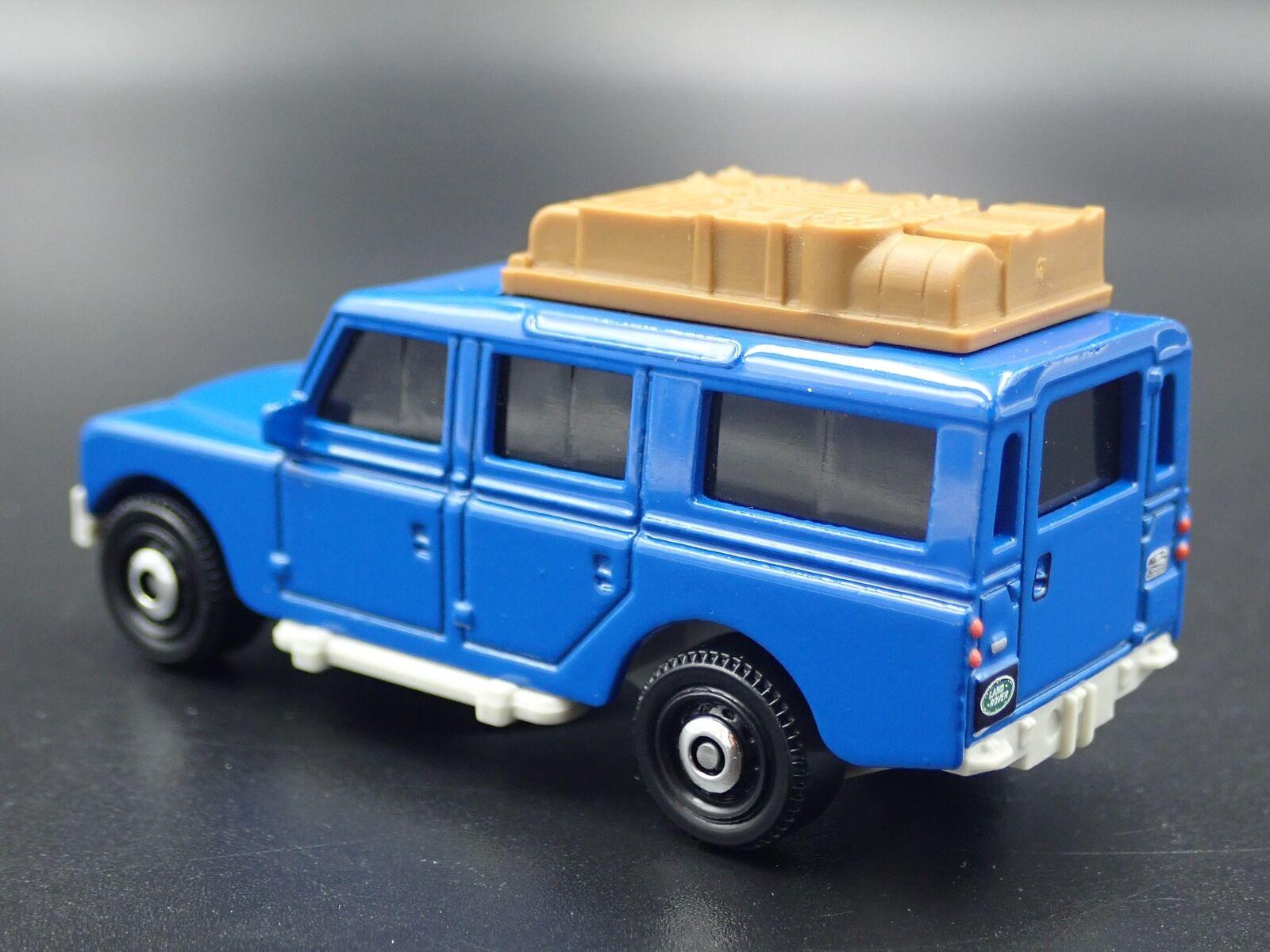 MB1184-01 : 1965 Land Rover Gen II – Matchbox Collectors Forum