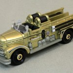 Matchbox MB843-09 : Seagrave Fire Engine
