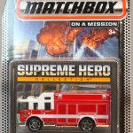 Matchbox Supreme Heroes