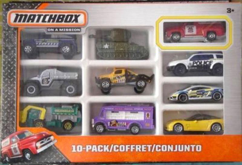 10 Pack - 2014 #02