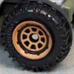8 Spoke - Light Brown