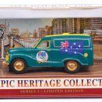 DY015-03 : 1952 Austin A40 GV4 10CWT Van