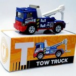 Matchbox Learning Blox Tow Truck