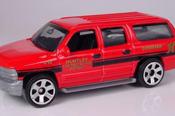 MB436-18 : 2000 Chevrolet Suburban
