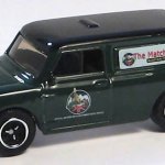 MB713-10 : 1965 Austin Mini Van