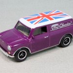 MB713-13 : 1965 Austin Mini Van
