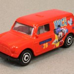 MB713-25 : 1965 Austin Mini Van