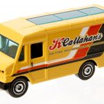 MB813-01 : Express Delivery Truck