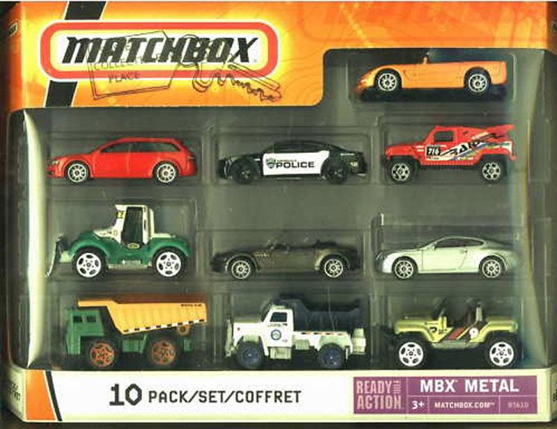 Matchbox 10 Pack : 2007 #06