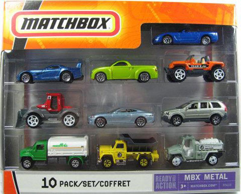Matchbox 10 Pack : 2007 #07