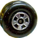 5 Spoke - Chrome