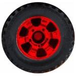 Matchbox 6 spoke utility - red