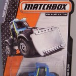 Matchbox 2013 Long Card Variation