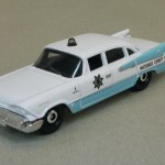 Matchbox MB1180-02 : 1959 Dodge Coronet Police